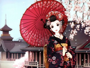chainimage-japanese-cartoon-geisha-hd-wallpaper